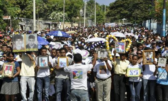 Masakre Santa Kruz foto ilustrasaun AFP