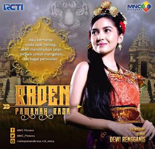 Biodata Fatmasury Afdhal pemeran Dewi Rengganis