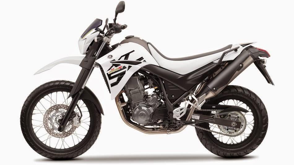 El asiento de la Yamaha XT660R se puede rebajar