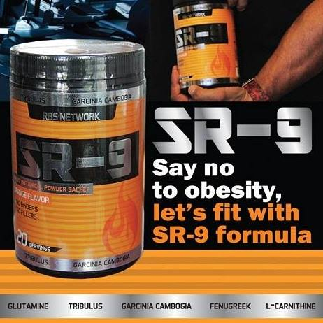Produk SR-9 : Formula untuk Kekal Sihat, Cantik dan Fit!