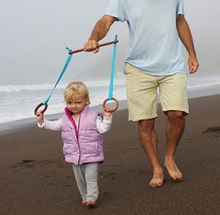 Truco para que tu hijo aprenda a caminar