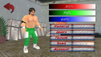 Wrestling Revolution Unlocked Mod Apk Terbaru