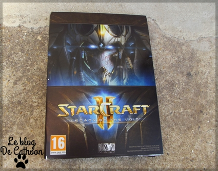 Jeu PC Star Craft II