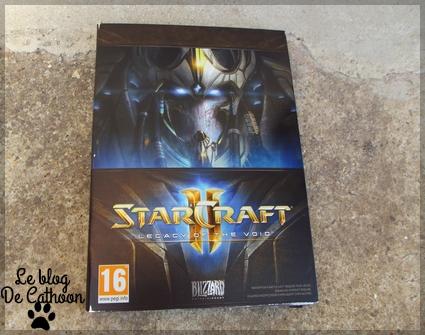 Jeu PC Star Craft II