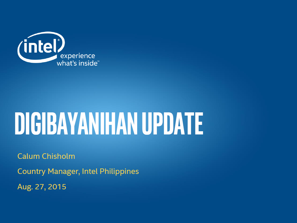 Intel Philippines Highlights Digital Literacy through its DigiBayanihan Initiative