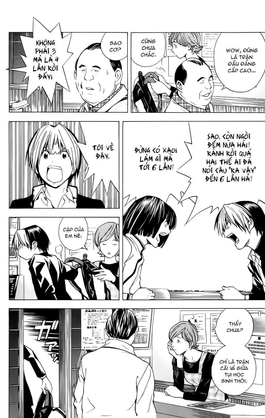 Hikaru No Go hikaru no go chap 149 trang 5