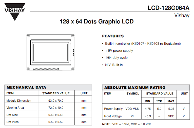 Data sheet http th schemetic pdf lcd g a