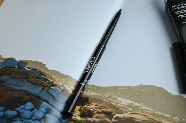 E_katerina: карандаш для глаз Chanel Stylo Yeux Waterproof Long-lasting Eyeliner #20 Espresso