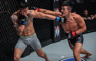 "Christian ""Warrior"" Lee One FC"