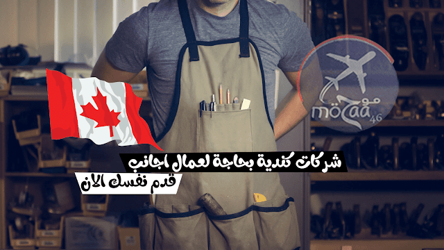 4 شركات كندية تفتح باب التوظيف للعمال الاجانب و توفير عقود عمل lmia
