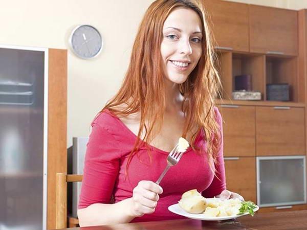 Bí quyết giảm 2 kg trong 3 ngày với khoai tây