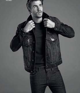 Liam Hemsworth covers Icon El Pais talks about domestic life. Details at JasonSantoro.com