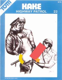 Tom of Finland Kake 22: Highway Patrol