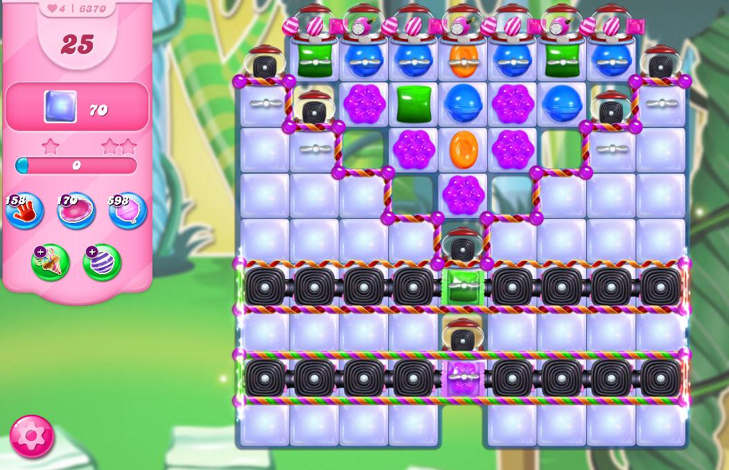 Candy Crush Saga level 6370