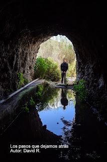 Túnel del trasvase Chira Soria