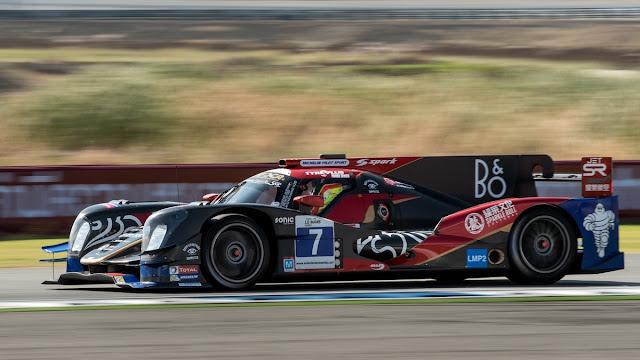 Asian Le Mans 1 Album