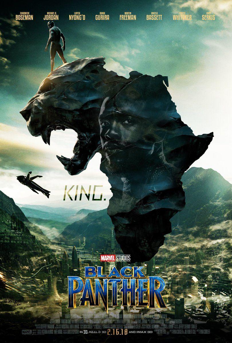Black Panther 720p Hindi+English,Google Drive Link. | HD