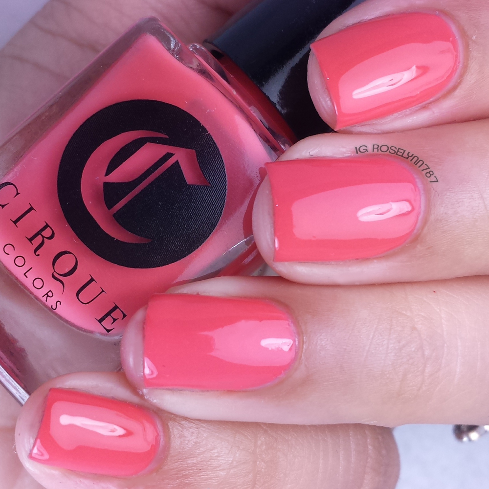 Cirque Colors - Sunset Park