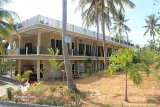 the kelapa karimunjawa hotel