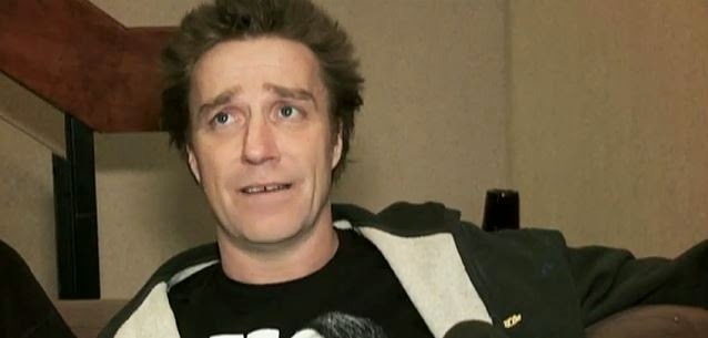 GWAR singer Oderus Urungus Without Makeup