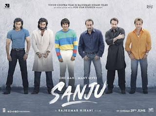 latest sanju movie