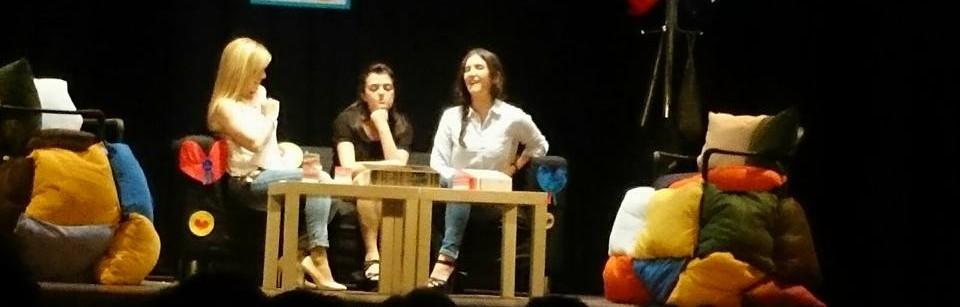 """EL TRASPUNTE TEATRO presenta """"¿Amigas?"""""""