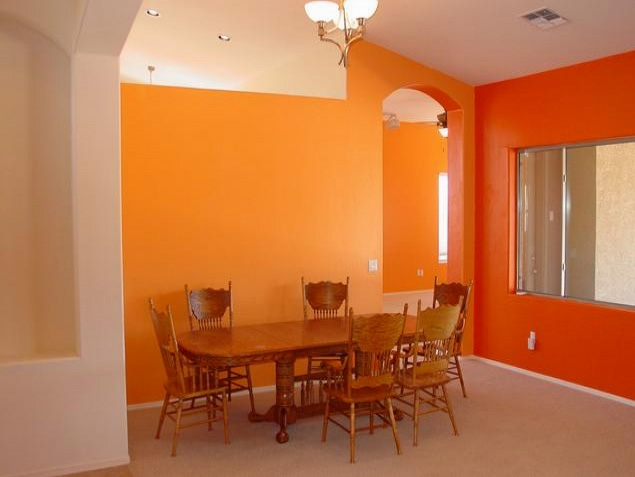 Living Room Colors,Room Colors: Dining room color combinations
