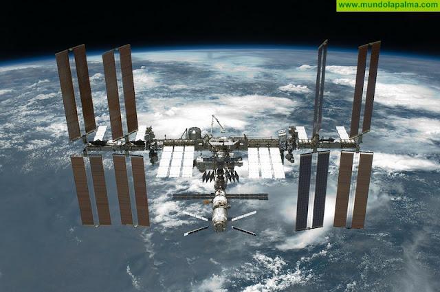 La Estación Espacial Internacional pasará cerca de La Palma