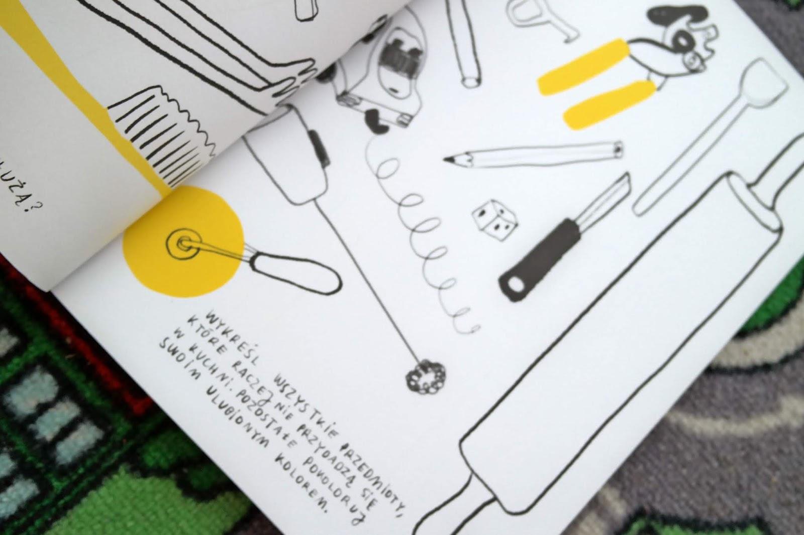 ksiażka babaryba z alfabetem