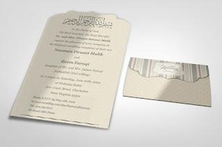 undangan pernikahan islami bahasa inggris