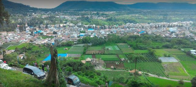 Bukit Gundaling Berastagi, Objek Wisata di Tanah Karo