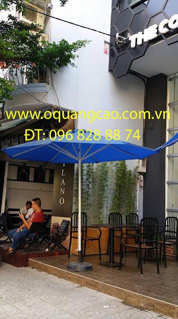 Dù cafe tại Hồ Chí Minh