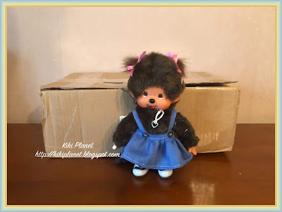kiki monchhichi american food froot loops cereal