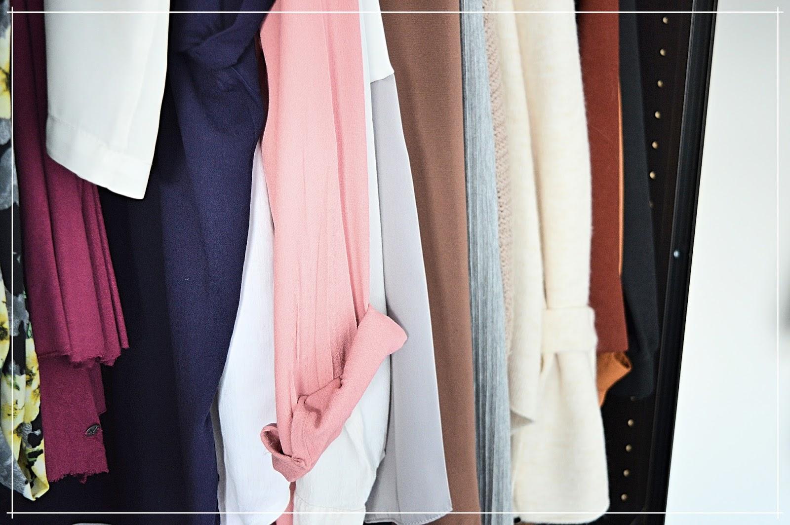 Fashion; Wardrobe; Update; Capsule Wardrobe; 2017; Style