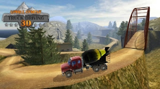 Uphill Cement Truck Driving 3D hack