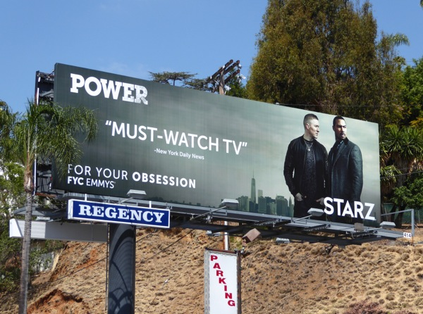 Power 2016 Emmy consideration billboard