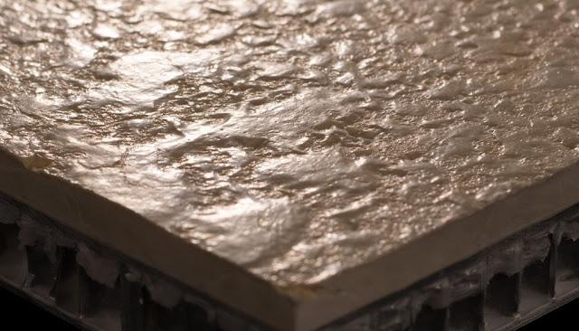 Tekstur marmer acid washed