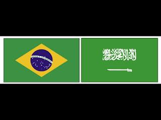مشاهدة مباراة السعودية والبرازيل بث مباشر بتاريخ 12-10-2018 مباراة ودية