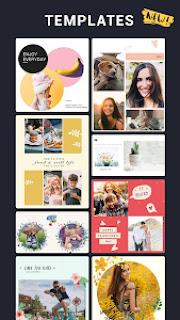 تنزيل برنامج Collage Maker - photo collage & photo editor v1.132.11 (Pro) Apk