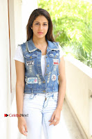 Telugu Actress Lavanya Tripathi Latest Pos in Denim Jeans and Jacket  0008.JPG