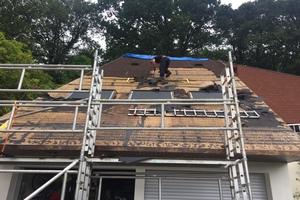 Rénovation toiture shingle