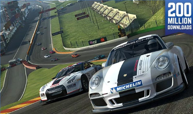 Game Real Racing 3 Mod Money