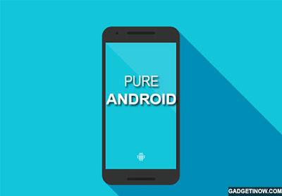 Kelebihan dan Kekurangan Pure Android Ketimbang Custom UI