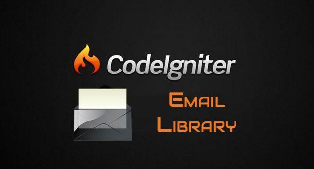 Tutorial Cara Mengirim Email dengan Codeigniter