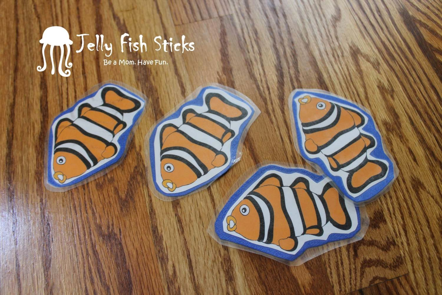 Fish Learning Plan For 16 Month Old Kiddos
