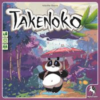 Takenoko (wyd. Rebel)