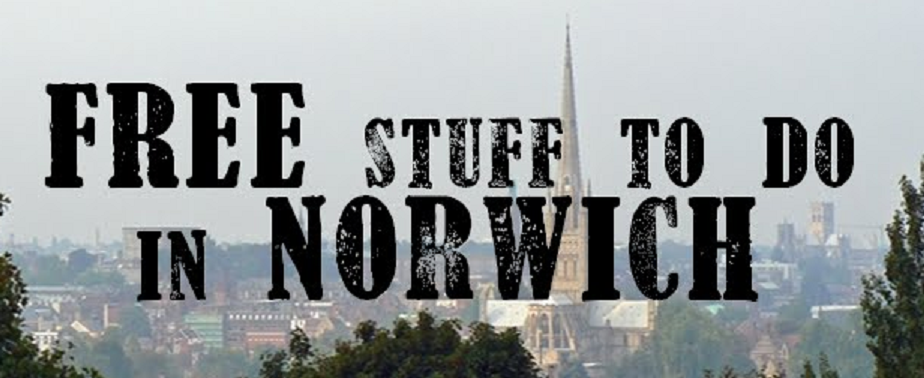 Free stuff to do in Norwich