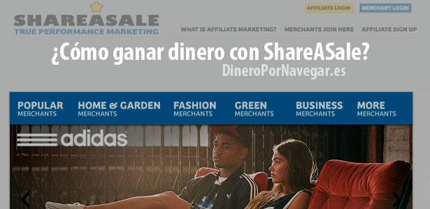 Ganar dinero con ShareASale