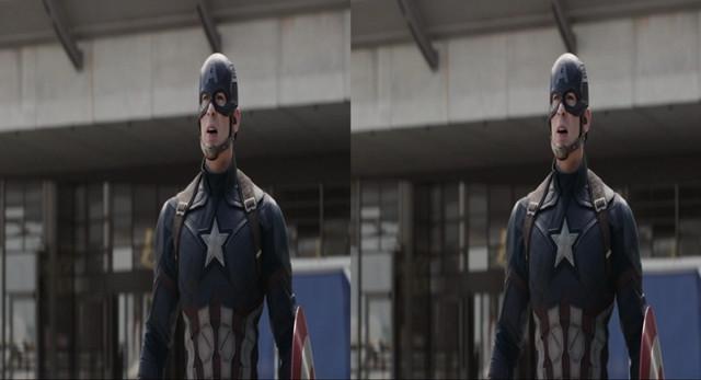 Capitán América (2016) 3D SBS IMAX Latino