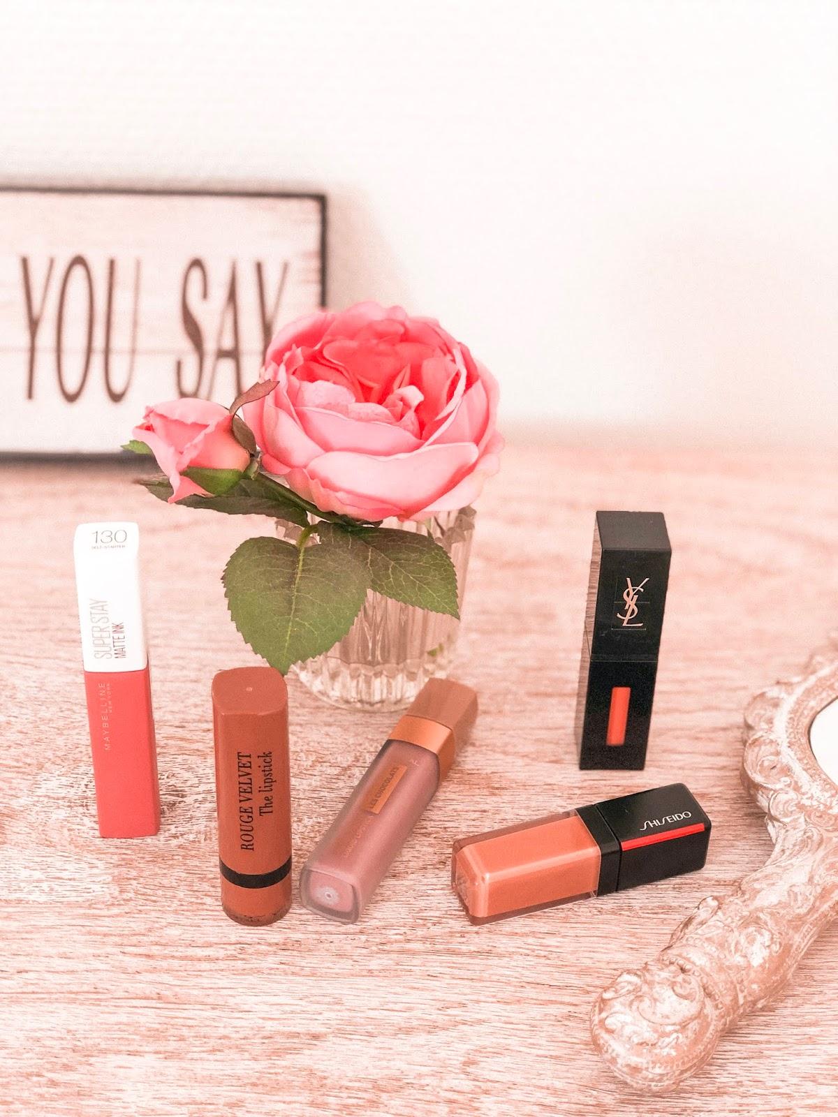 maybelline l'oréal paris bourjois, YSL Shiseido